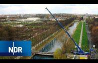 Große Kräne, schwere Lasten     die nordreportage   NDR