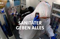 Corona-Krise – Sanitäter geben alles | SWR Doku