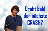 10 Jahre Finanzkrise – Droht bald der nächste Crash? Vortrag von Hannes Böhm