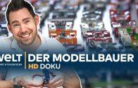 Der Modellbauer – Oldtimer im Miniaturformat | HD Doku