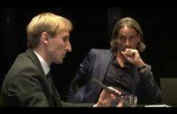 Abschlussrunde zur 9. Energie- und Umwelttagung mit Richard David Precht, Nick Zippel, Hamburg
