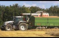 Ackern im Akkord, Getreideernte auf dem Wulfhof, Ausstrahlung vom Oktober 2012