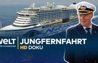 AIDAprima Jungfernfahrt – Generalprobe für ein Kreuzfahrtschiff  | HD Doku