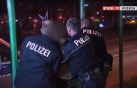 Alarmstufe Blau  Mit Polizisten auf Streife  –  DOKU DEUTSCH