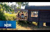 Alternativ leben in Schleswig-Holstein: Ein Dorf voller Zirkuswagen   die nordstory   NDR Doku