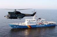 Auf Nordsee-Patrouille