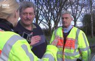 Autobahn-Polizisten – Zwischen Blechlawine und Chaos