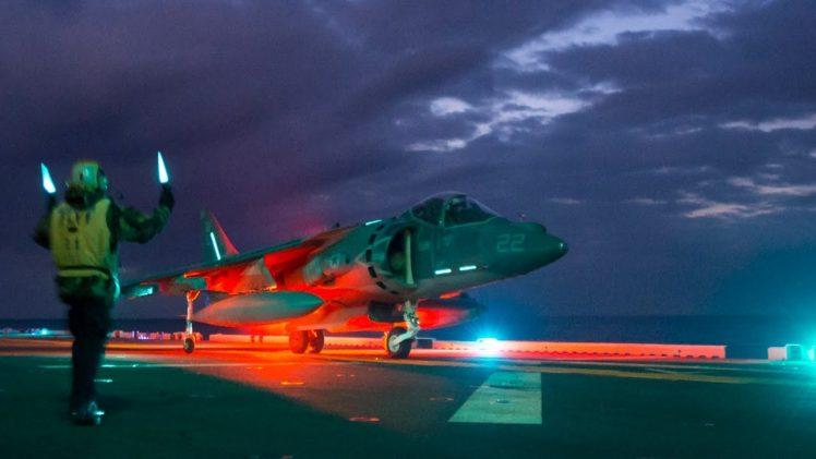 AV-8B Harrier (N24 DOKU)