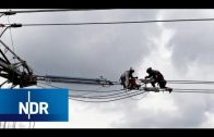 Bauen unter Strom – Die Nord-Süd-Trasse | Wie geht das? | NDR Doku