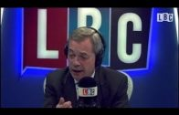 BBC Documentary 2017 NEW The Nigel Farage Show Refugee Immigration Debate LBC Exclusive 0
