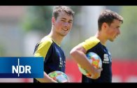 Beruf Fußballprofi – Ein Traum wird Realität | Sportclub | NDR Doku