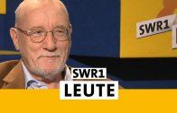 Bestreitet Gefahren durch Stickoxide | Prof. Dieter Köhler | SWR1 Leute