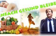 Bewegung, Ruhe & Ernährung – Facharzt Frithjof Schwarz
