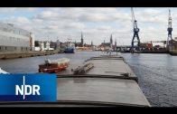 Binnenschifffahrt auf dem Elbe-Lübeck-Kanal | Wie geht das? | NDR Doku