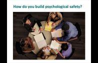 Building a psychologically safe workplace | Amy Edmondson | TEDxHGSE