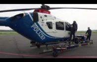 Bundespolizei Hubschrauber Staffel Einsatz über dem Meer [Polizei Doku]