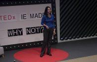 Bursting the bubble of non-profits | Diana Ruano | TEDxIEMadrid