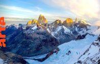 Gebirge und Eis in Patagonien | Doku | ARTE