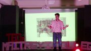 Can Sustainable Development be Sustained by Education?   Tarush Jain   TEDxMaitreyiCollege