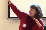 Christina Wiesner Sonnenbaum beim Tag der Medialität und geistigen Heilen