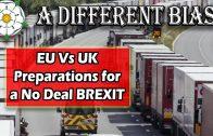 Comparing No Deal Brexit Preparations – UK vs EU