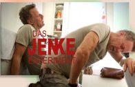 """Das Jenke Experiment """"Essstörungen""""-Jenke übergibt sich pseudo bulimisch über Toilette"""