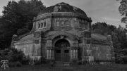 Das Mausoleum – Krimi Hörspiel – Hubert Wiedfeld