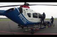 Deutsch Dokumentation Polizei Hubschrauber Doku Die fliegende Polizei