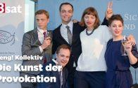 Die Kunst der Provokation – 3sat Dokumentation über Peng! Kollektiv