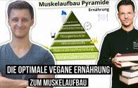 Die optimale vegane Ernährung zum Muskelaufbau (mit Jasper Caven)