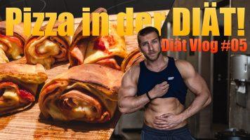 Die Pizza Diät funktioniert! 🍕Ich nehme ab! | Diät Vlog #05