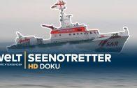 Die Seenotretter – Einsatz bei Wind und Wellen | N24 DOKU