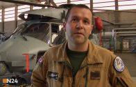 Die Transporthubschrauber NH-90 und CH-53