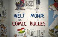 Die Welt im Comic – Doku-Präsentation auf der Frankfurter Buchmesse 2017