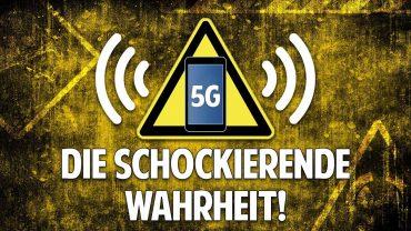 Dringende Warnung vor 5G – Die schockierende Wahrheit!