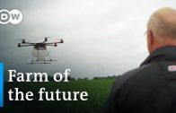 Drones, robots, and super sperm – the future of farming | DW Documentary (Farming documentary)