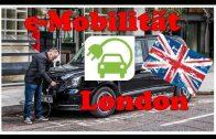 e-Mobilität in London – ein kleiner Einblick (Wasserstoff, Hybrid, Elektro)