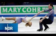Eiskunstlauf: Olympiasiegerin Aljona Savchenko | Sportclub | NDR Doku