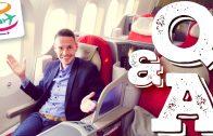 EMIRATES First Class A380 Der pure Luxus | GlobalTraveler.TV