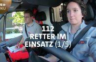 Rettung ist Teamarbeit | 112 Retter im Einsatz (1/5) | SWR Doku