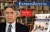 ExpressZeitung Nr. 14  / Trailer von Gerhard Wisnewski / Massenmigration – Seit Jahrzehnten geplant