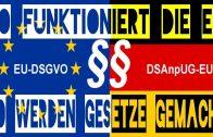 Geniale DOKU zeigt UNVERFÄLSCHT wie die EU tatsächlich FUNKTIONIERT