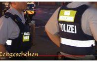 Gewalt gegen Polizisten: Mit Bodycam auf Streife