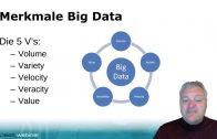 Gratis Webinar Einführung Big Data für Unternehmen