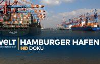 Hafen Hamburg – Große Schiffe & schwere Lasten   HD Doku