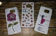 Handycover mit Stampin' Up! More Than Chocolate