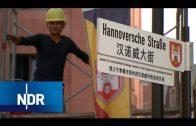 Hannover-Kopie in China: Chinesen bauen Viertel nach | Changde | Doku | DIE REPORTAGE | NDR