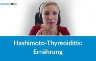 "Hashimoto-Thyreoiditis: Ernährung (Themenmonat ""Hashimoto"", Teil 3)"