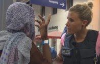 HD Dauereinsatz an der Grenze – Die Polizei und die Flüchtlinge (Doku 2016)
