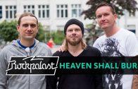 Heaven Shall Burn | BACKSTAGE | Rockpalast | 2018